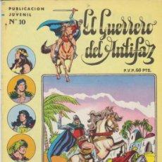Tebeos: EL GUERRERO DEL ANTIFAZ. SERIE INÉDITA Nº 10.. Lote 31670160