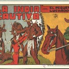 Tebeos: EL PEQUEÑO LUCHADOR - Nº 9 (REEDICIÓN) . Lote 31705904