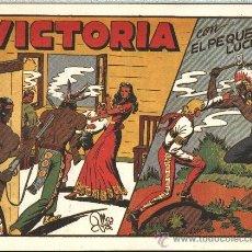 Tebeos: EL PEQUEÑO LUCHADOR - Nº 33 (REEDICIÓN) . Lote 31706360