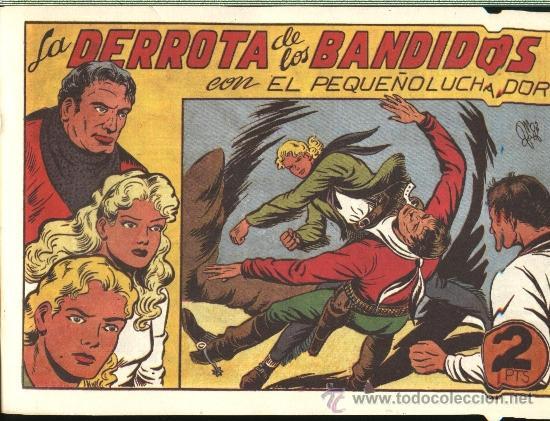 EL PEQUEÑO LUCHADOR - Nº 70 (REEDICIÓN) (Tebeos y Comics - Valenciana - Pequeño Luchador)