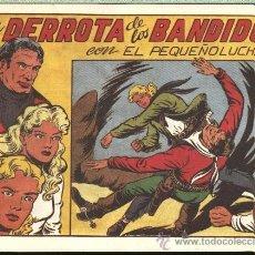 Tebeos: EL PEQUEÑO LUCHADOR - Nº 70 (REEDICIÓN) . Lote 31706845