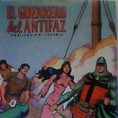 Tebeos: EL GUERRERO DEL ANTIFAZ LA DERROTA DE SOLIMAN Nº 112. Lote 35765130