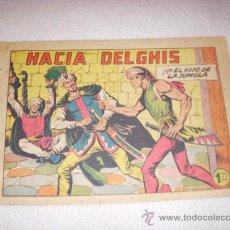 Tebeos: EL HIJO DE LA JUNGLA Nº 31, EDITORIAL VALENCIANA. Lote 31744855