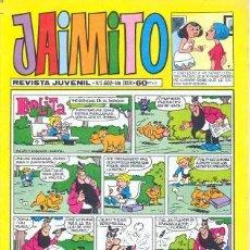 BDs: JAIMITO - Nº 1602 - EDITORIAL VALENCIANA. Lote 31726671