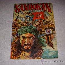 Tebeos: SANDOKAN, EDITORIAL VALENCIANA. Lote 31811391