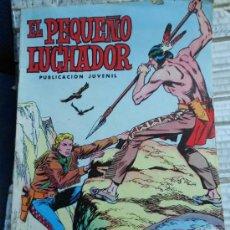 Tebeos: COMIC OESTE VALENCIANA: PEQUEÑO LUCHADOR 2 ENTRE APACHES Y BANDIDOS JA.C. Lote 31910068