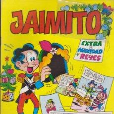 Tebeos: JAIMITO. EXTRA DE NAVIDAD Y REYES. ¡IMPECABLE!. Lote 31927675