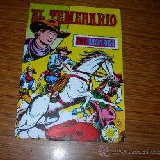 Tebeos: EL TEMERARIO Nº 9 DE VALENCIANA. Lote 32083696