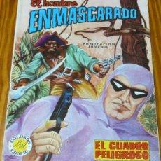 Tebeos: TEBEOS-COMICS GOYO - HOMBRE ENMASCARADO - EL FANTASMA - VALENCIANA - Nº 35 *AA99. Lote 32084908