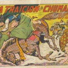 Tebeos: EL GUERRERO DEL ANTIFAZ, Nº 200. LA TRAICION DE CHUMALIN. VALENCIANA. Lote 32083410