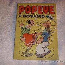Livros de Banda Desenhada: POPEYE Y ROSARIO, 7 PTAS, EDITORIAL VALENCIANA. Lote 32180074