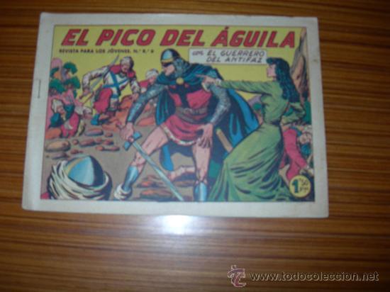 EL GUERRERO DEL ANTIFAZ Nº 329 DE VALENCIANA (Tebeos y Comics - Valenciana - Guerrero del Antifaz)