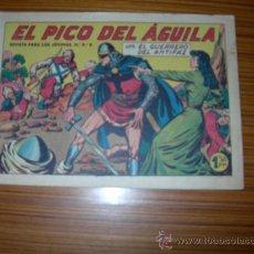 Tebeos: EL GUERRERO DEL ANTIFAZ Nº 329 DE VALENCIANA. Lote 32118633