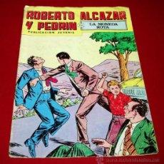 Tebeos: ROBERTO ALCÁZAR Y PEDRÍN Nº 146 - EDIVAL, 1979. Lote 32182182