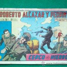 Tebeos: COMIC DE ROBERTO ALCAZAR Y PEDRIN Nº1197 DE EDICCIONES VALENCIANA. Lote 32125398