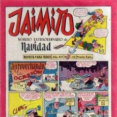 Tebeos: JAIMITO: NÚMERO EXTRAORDINARIO DE NAVIDAD (Nº350) - CJ30. Lote 32133742