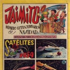 Tebeos: JAIMITO: NÚMERO EXTRAORDINARIO DE NAVIDAD (Nº478) - CJ30. Lote 32133917