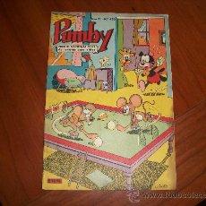 Tebeos: PUMBY Nº433 ORIGINAL EDITORIAL VALENCIANA . Lote 32213454