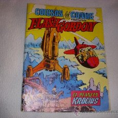 Tebeos: COLOSOS DEL COMIC, FLASH GORDON Nº 11, EDITORIAL VALENCIANA. Lote 32275842