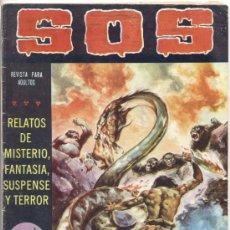 Tebeos: REVISTA SOS SEGUNDA ÉPOCA, Nº 24, 1981, VALENCIANA. Lote 32294446