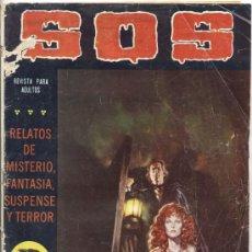 Tebeos: REVISTA SOS SEGUNDA ÉPOCA Nº 19, VALENCIANA 1981. Lote 32298701
