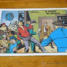 Tebeos: TEBEOS-COMICS GOYO - AVENTUREROS DEL MUNDO - SERIE PANICO EN NORTEAMERICA- EXTRA *UU99. Lote 32348754