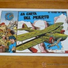 Tebeos: TEBEOS-COMICS GOYO - AVENTUREROS DEL MUNDO - SERIE EL TESORO DEL PIRATA - EXTRA *UU99. Lote 32348764