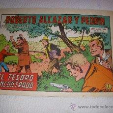 Tebeos: ROBERTO ALCAZAR Y PEDRÍN Nº 961, EDITORIAL VALENCIANA. Lote 33037141