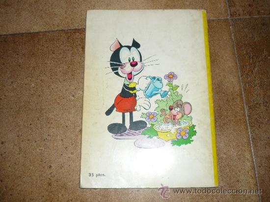 Tebeos: LIBROS ILUSTRADOS PUMBY Nº 7 EDIVAL 1968 35 PTS EL DOCTOR MEKANO GENERAL - Foto 2 - 32334460