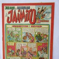 Tebeos: JAIMITO - NUMERO 78 , JUEGOS Y ALEGRIAS , EDITORIAL VALENCIANA - COMO NUEVO. Lote 32335945