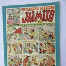 Tebeos: JAIMITO - NUMERO 79 , ESTAMPAS ALEGRES , EDITORIAL VALENCIANA - COMO NUEVO. Lote 32335949