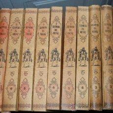 Tebeos: EL GUERRERO DEL ANTIFAZ - ED.VALENCIANA 1976 - VOLUMENES 1 A 11. Lote 32412026
