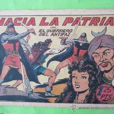 Tebeos: EL GUERRERO DEL ANTIFAZ NUMERO 95 - ORIGINAL ,M. GAGO ,-VALENCIANA BUENA CONSERVACIOIN. Lote 32471102