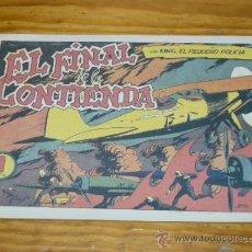 Tebeos: TEBEOS-COMICS GOYO - KING EL PEQUEÑO POLICIA 26 CON X-3 Y SU PATRULLA SECRETA *CC99. Lote 32483672
