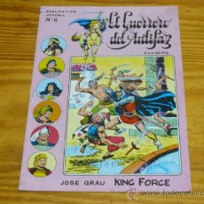 Livros de Banda Desenhada: TEBEOS-COMICS GOYO - GUERRERO DEL ANTIFAZ - VALENCIANA - Nº 6 *CC99. Lote 32483815
