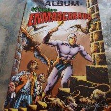 Tebeos: COMIC-ALBUM EL HOMBRE ENMASCARADO Nº: 4- DICIEMBRE 1980.. Lote 32575490