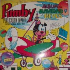 Tebeos: PUMBY. ALBUM DE NAVIDAD Y REYES. VALENCIANA. Lote 32598791