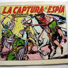 Tebeos: EL ESPADACHIN ENMASCARADO--Nº 11--2ª EDICION ORIGINAL. Lote 32603800