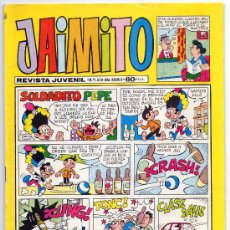 BDs: JAIMITO-- Nº1619-- AÑO 1983 ORIGINAL. Lote 32648049