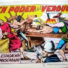 Tebeos: EL ESPADACHIN ENMASCARADO --Nº 8--AÑO 1981 2ª EDICION . Lote 32681282