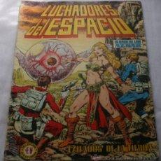 Tebeos: COMIC - LUCHADORES DEL ESPACIO - Nº 11 - SELECCION AVENTURERA - EDIVAL - 1978. Lote 32681810