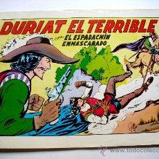 Tebeos: EL ESPADACHIN ENMASCARADO--Nº 7--AÑO 1981--2ª EDICION ORIGINAL. Lote 32702345