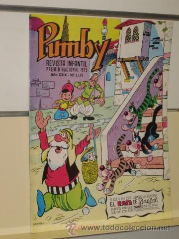 PUMBY Nº 1179 - EDITORIAL VALENCIANA (Tebeos y Comics - Valenciana - Pumby)