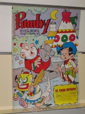 PUMBY Nº 1177 - EDITORIAL VALENCIANA (Tebeos y Comics - Valenciana - Pumby)