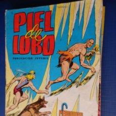 Tebeos: PIEL DE LOBO COLOSOS DEL COMIC NUM. 12. Lote 32766015