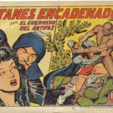 Tebeos: EL GUERRERO DEL ANTIFAZ Nº 217. TITANES ENCADENADOS. VALENCIANA. Lote 32768203