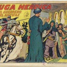 Tebeos: EL GUERRERO DEL ANTIFAZ Nº 219. FUGA HEROICA. VALENCIANA.. Lote 32861109