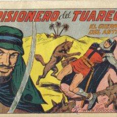 Tebeos: EL GUERRERO DEL ANTIFAZ Nº 223. PRISIONERO DEL TUAREG. VALENCIANA. Lote 32871962