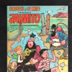 Tebeos: JAIMITO. COLOSOS DEL COMIC. NUMERO EXTRAORDINARIO. ARMAS SECRETAS.. Lote 32971794
