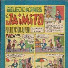 Tebeos: SELECCIONES DE JAIMITO Nº 183.. Lote 33133200